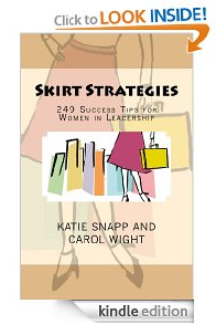 Kindle Edition of Skirt Strategies