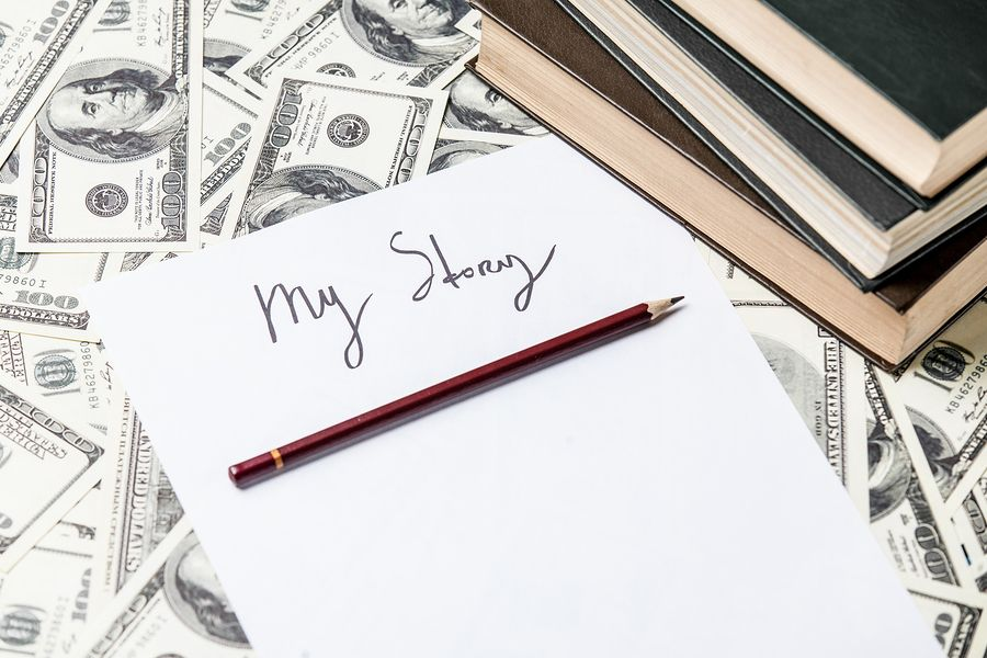 5 Steps to Your Positive Money Story – Podcast 60